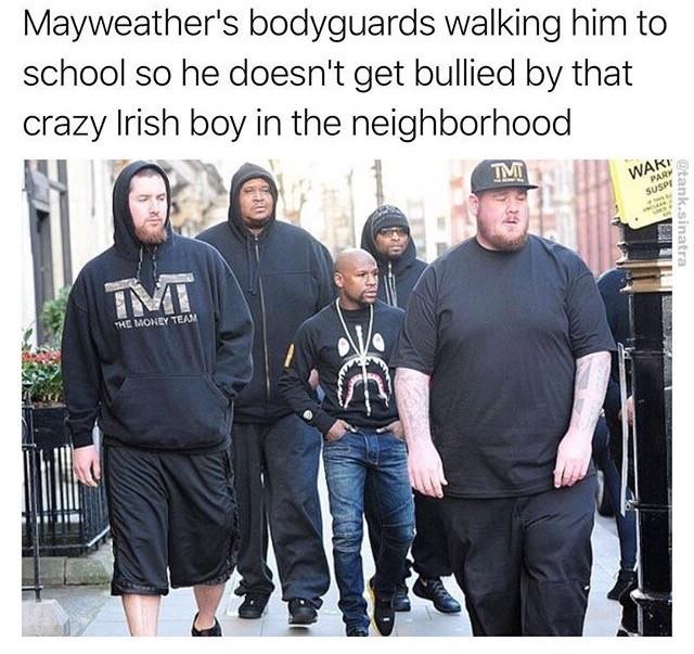 Nytromuick Reidig Mupsu. . bodyguards walking him to school so he doesn' t s', , bullied by that crazy Irish boy in the neighborhood Nytromuick Reidig Mupsu bodyguards walking him to school so he doesn' t s' bullied by that crazy Irish boy in the neighborhood