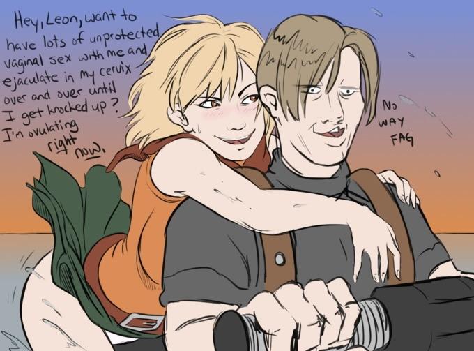 Resident Evil 4. .. I'm sorry resident evil MEMES