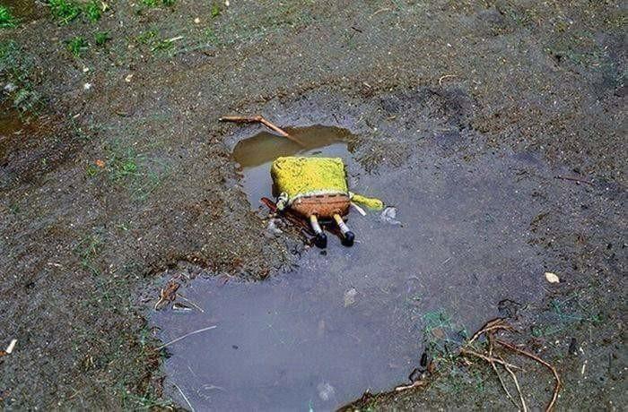 R.I.P. Spongebob. Spongebob recently OD on Meth. May he finally R.I.P... we made it to shell city Patrick... R I P Spongebob recently OD on Meth May he finally we made it to shell city Patrick