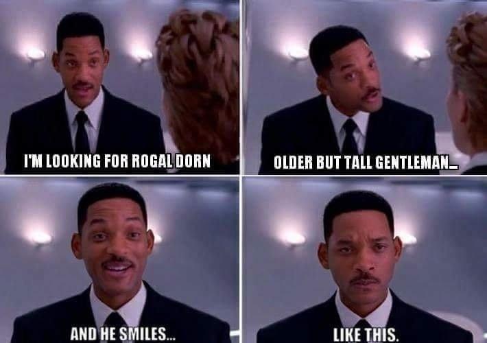 "Rogal Dorn. ""It's funny to me"".. Fixed Rogal Dorn ""It's funny to me"" Fixed"