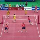 The craziest sport you've never heard of, Sepak Takraw