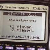 DOOM on a TI-83 calculator