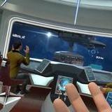 Vive User finds a female in Star trek VR