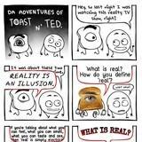 Toast n' Ted - R E A L I T Y