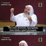 MEMRI TV on Spongebob