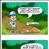 Poor Eevee