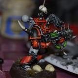Wrathborn Chaos Marine