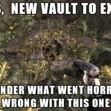 Vault-Tec in a nutshell.