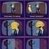 Simpsons Memes: I Don't Want Any Damn Lemons
