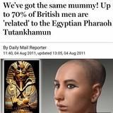 British Pharaoh