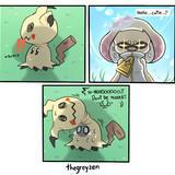 Pearl & Mimikyu