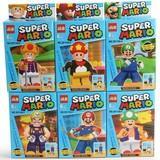 Unlicensed Super Mario Minifigures