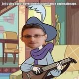 Ruberiot Snowden