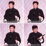 Jackie Chan gets an Oscar