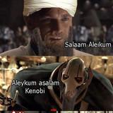 Starwars + Islam