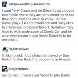 I'd watch it...