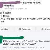 Extreme [Slur] Wrestling