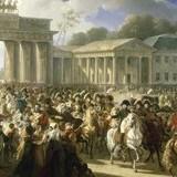 BRANDENBURG GATE-GERMANY-A TIMELINE