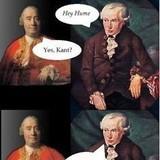 Kant you savage