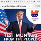 New Trump Slogan Generator
