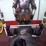 Knightbean and friends Training