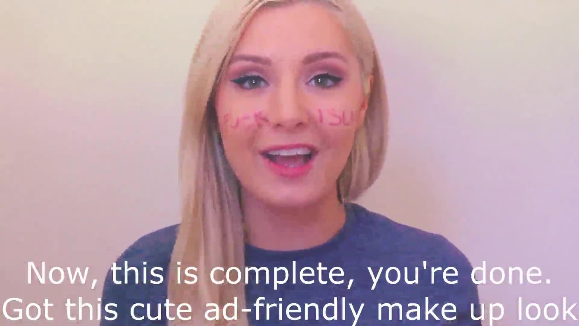 Makeup tips. .. Best Makeup, all girls should wear it.