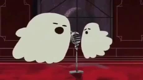 Ghost duet. .