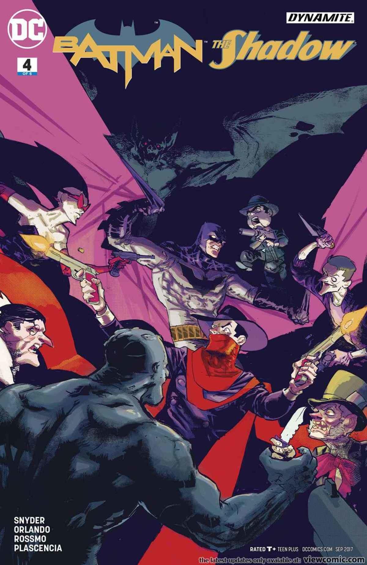 Batman Shadow 04 (of 06). . W DYNAMITE. Irh 'Shadow SNYDER DRPANDA RUSSAI. nickwild Batman Shadow 04 (of 06) W DYNAMITE Irh 'Shadow SNYDER DRPANDA RUSSAI nickwild
