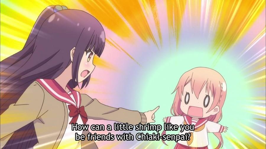 Be nice. Hinako Note.. pls no bulli Hinako Note Anime