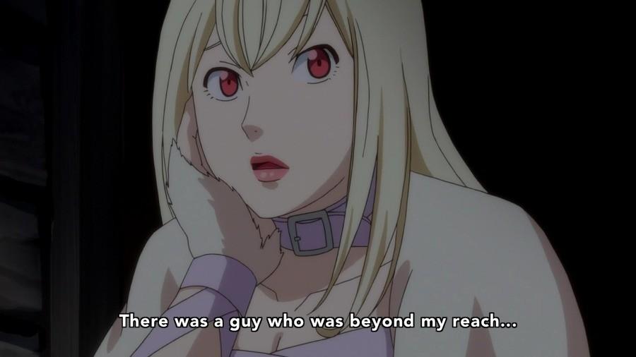 Beaten in Love. Jinketsu no Maria.. she actually got cucked. hope she is ok and finds a good man though Junketsu no Mari Anime