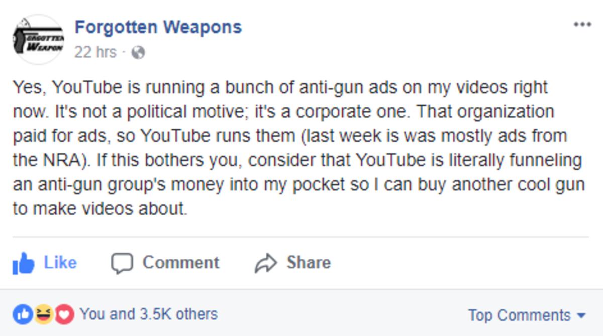 Beautiful Capitalism. .. Ian buying guns with JewTube money like.... Beautiful Capitalism Ian buying guns with JewTube money like