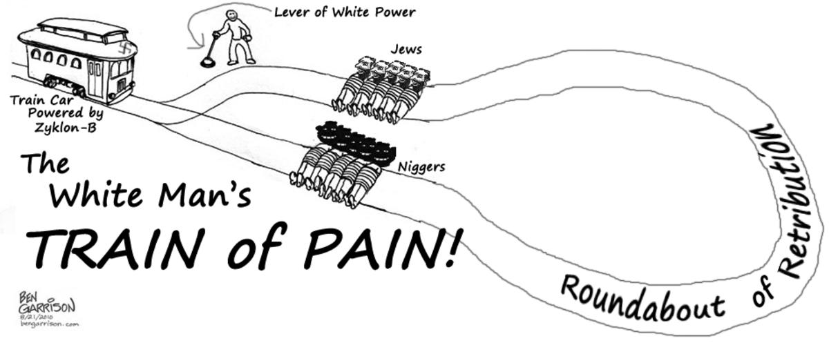 ben garrison. . Lavar of White Power TRAIN of PA! ben garrison Lavar of White Power TRAIN PA!