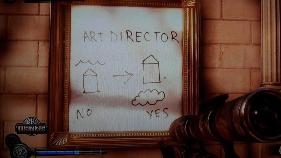 BioShock Infinite Concept Art. .. art directors fw BioShock Infinite Concept Art art directors fw