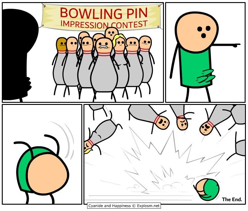 Bowling Pin: Not a Ball, A Pin. . Bowling Pin: Not a Ball A Pin