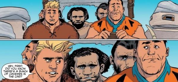 flintstones dc comics. . flintstones dc comics