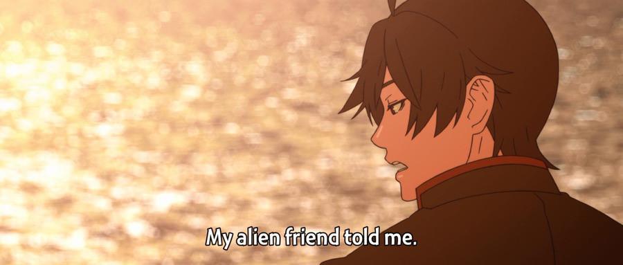 Friends. Source: Kizumonogatari myanimelist.net/anime/9260/Kizumonoga... . Anime manga Japan