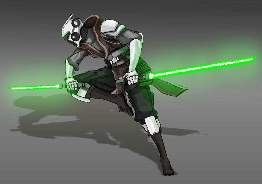 Ninjedi. Jedi deserve cool helmets too... I need healing starwars coolhel