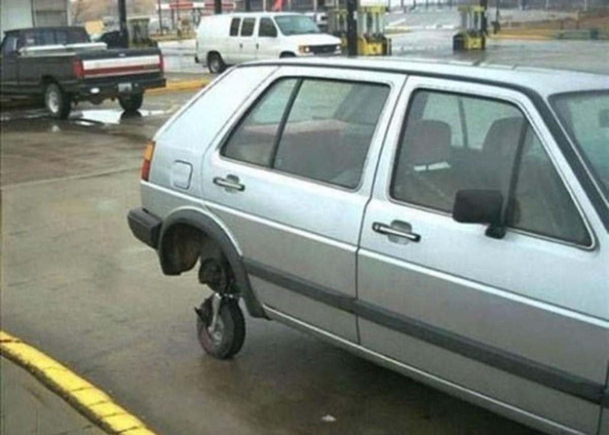 """Nudget Car Repair. .. """"My other car's a Cesna"""" Nudget Car Repair """"My other car's a Cesna"""""""