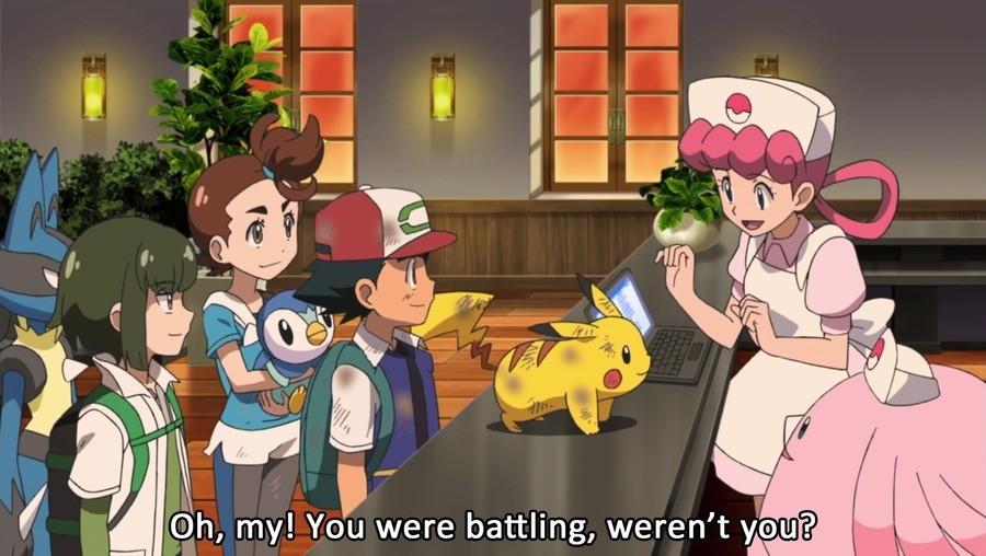 """Recognition. Pokemon Kimi ni Kimeta!.. """"I'm going use this Pikachu to recharge my vibrator"""" Pokemon Anime"""