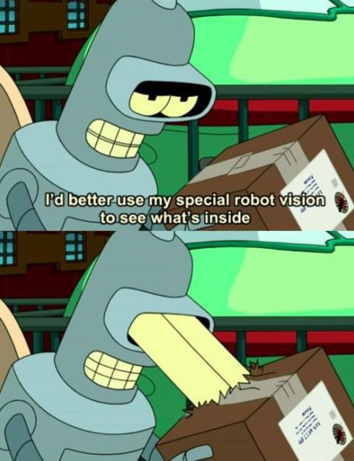 Robot vision. . Robot vision