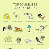 Worst Superpowers