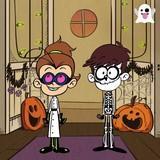 Cute little spooks