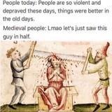Violence incarnate