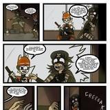 Raccoon Girl Part 8