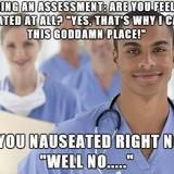 night nurse (w/ extra nurse)