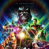 Marvel's Infinity War Poster