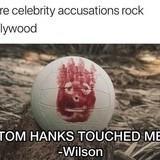 Tom Hanks sex scandal