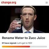 Zucc juice