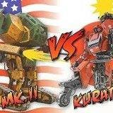 [Live Stream] Giant Robot Duel