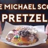 Michael Scott's Pretzel from The Office